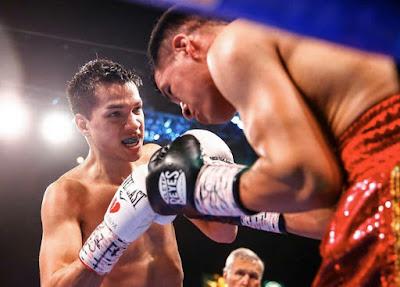 Brandon Figueroa Battles Julio Ceja
