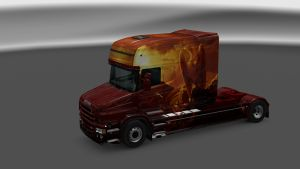 Phenix Skin for Scania T Longline