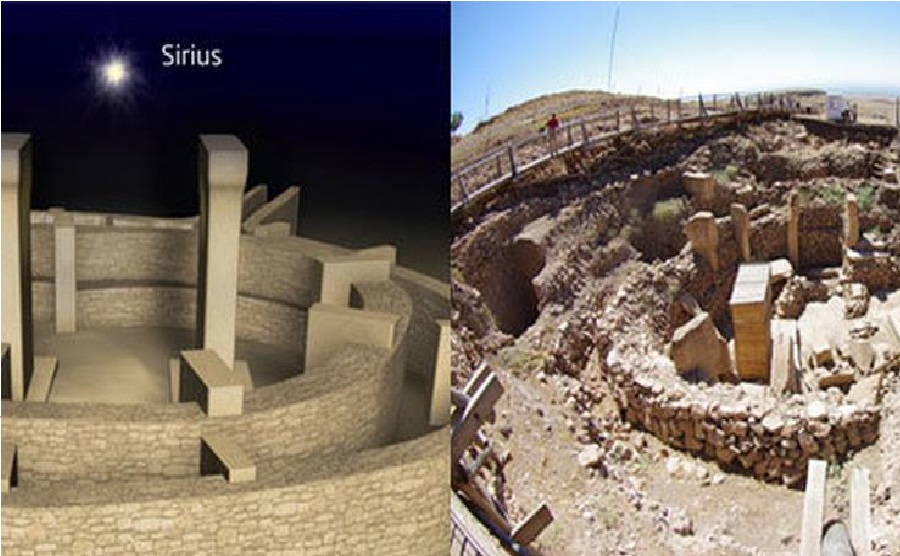 Oldest Temple, Sirius, Turkey