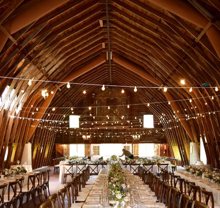 Blue Dress Barn Wedding Venues