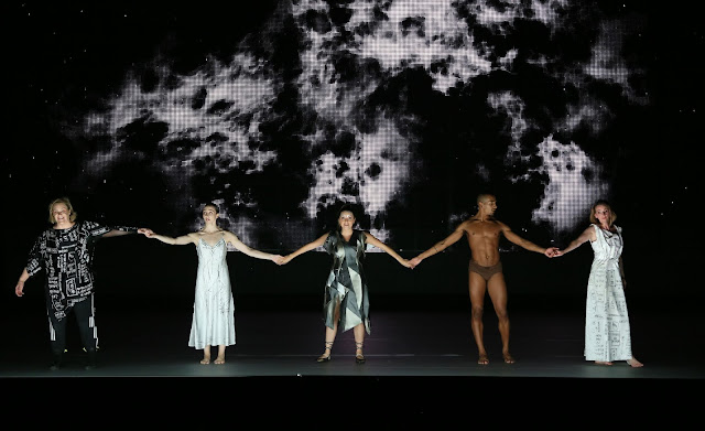 Gluck: Orpheus and Eurydice - English National Opera 2019 (Photo Donald Cooper)