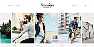 R Shop Blogger Template free Download |