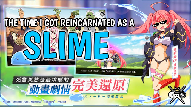 the time i got reincarnated as a slime mobile game review