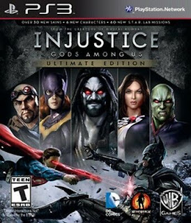 INJUSTICE GODS AMONG US ULTIMATE EDITION PS3 TORRENT
