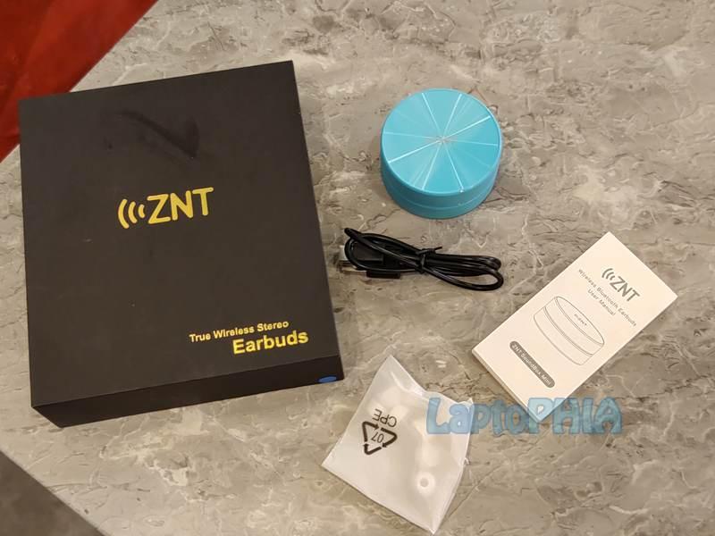 Paket Pembelian ZNT SoundBox Mini