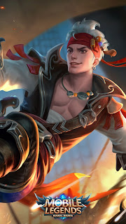 Claude Plunderous Pirate Heroes Marksman of Skins V1
