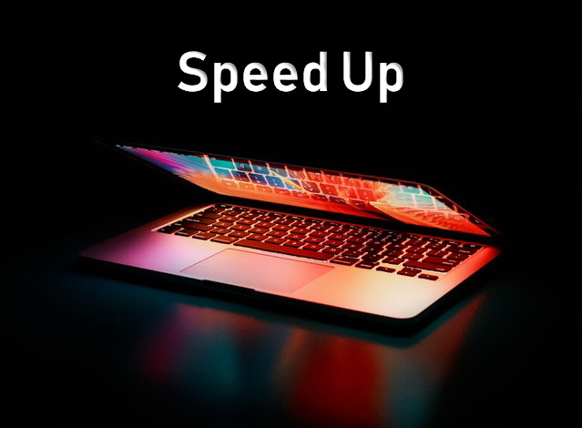 speed up windows 10 laptop