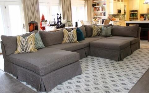 Design sofa baru
