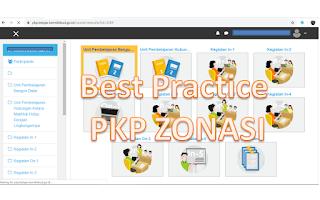 PKP Peningkatan Kompetensi Pembelajaran Zonasi