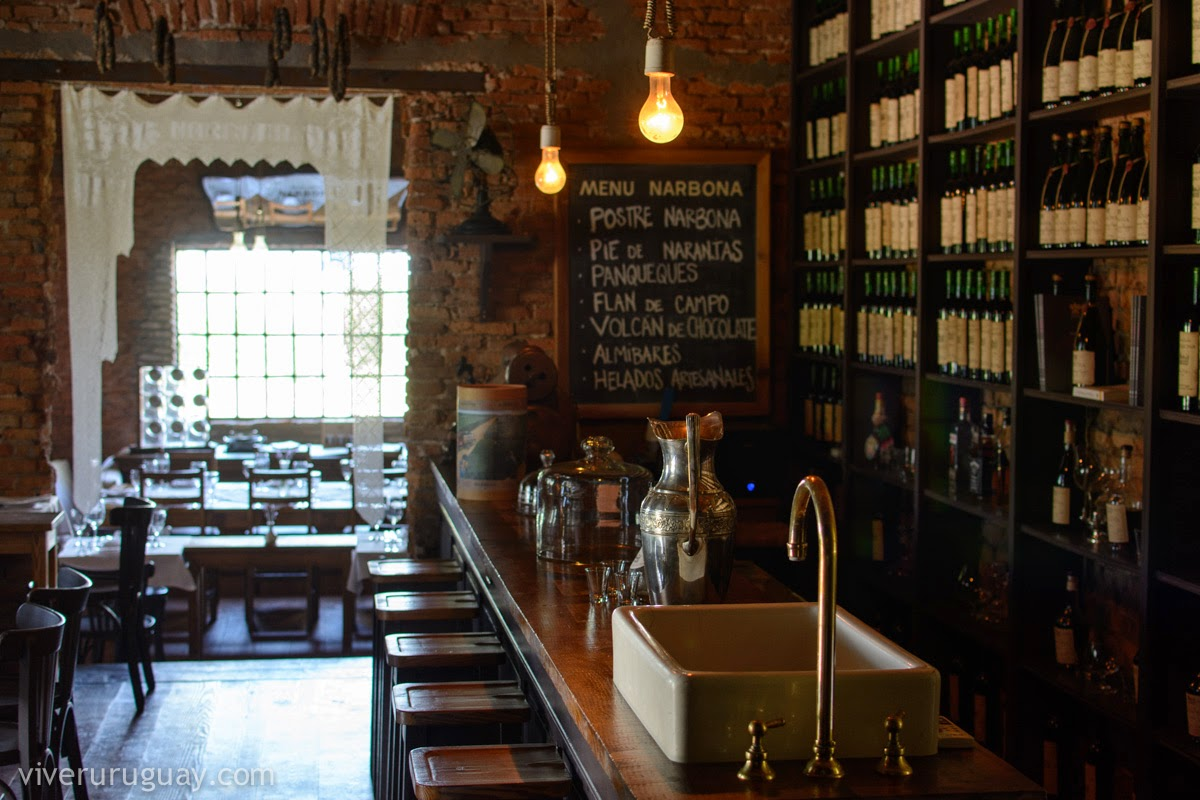 Restaurante Narbona em Carmelo