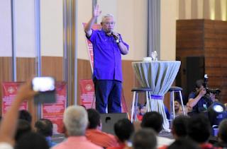 BN Selangor Umum Calon Esok