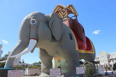 El Hotel Lucy el Elefante en la actualidad - Margaret City