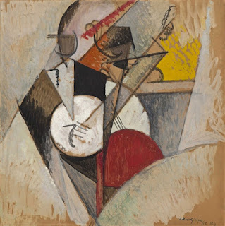 "Composition for ""Jazz"" by Albert Gleizes, 1915"
