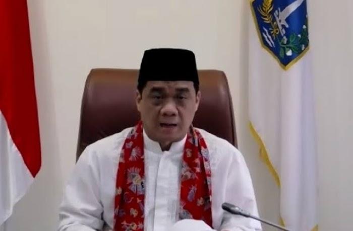 Airlangga Salahkan Anies akibat IHSG Merosot gegara Rem Darurat, Wagub DKI Sebut Arahan Jokowi