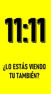 significado 11 11