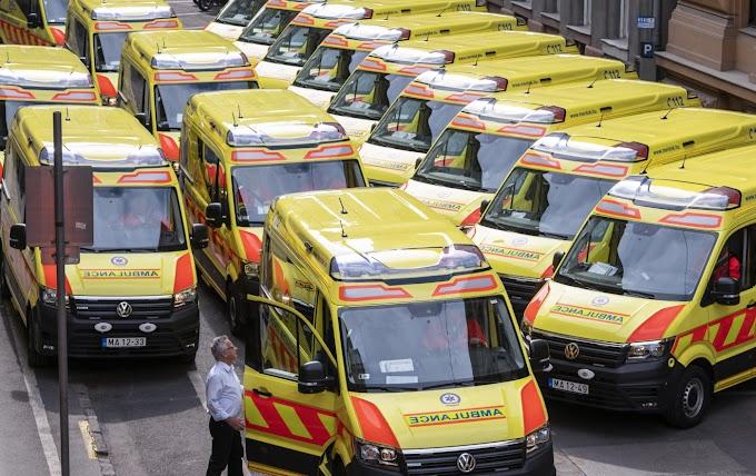 Milliárdokért vásárol új mentőautókat az OMSZ
