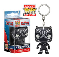 Pocket Pop! Keychain Black Panther
