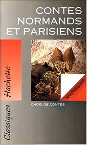 Maupassant, Guy De - Contes Normands et Parisiens Free Pdf Download