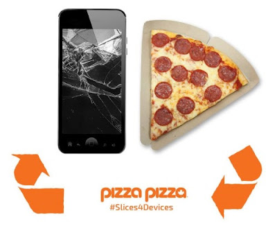 Pizza Pizza Free Pizza Slices For Devices