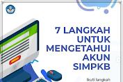 7 Langkah Mengetahui Akun SIMPKB dan Mendaftar Seri PPPK