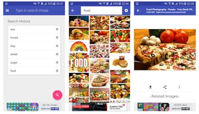App para descargar imágenes rápido
