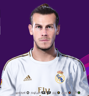 PES 2020 Faces Gareth Bale by So PES