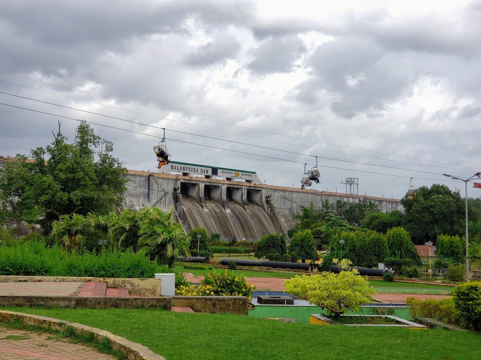Malampuzha Dam, Palakkad