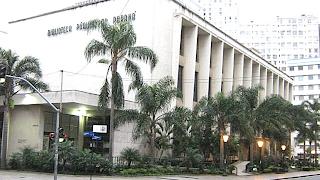 Foto Biblioteca Pública do Paraná