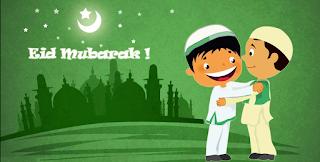Eid Mubarak Latest SMS