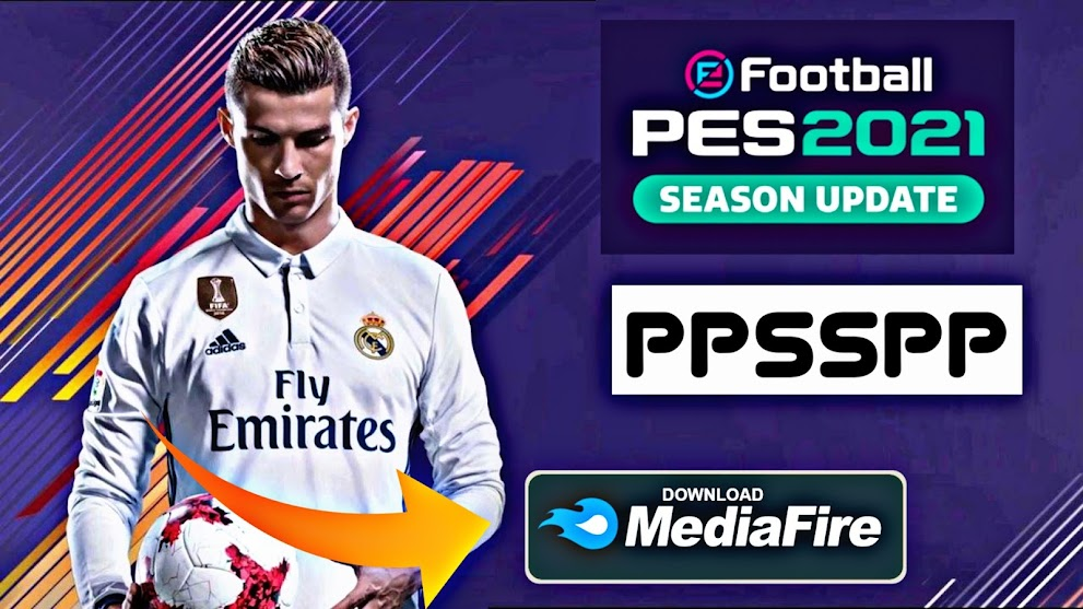PES 2021 ANDROID OFFLINE NEW UPDATE