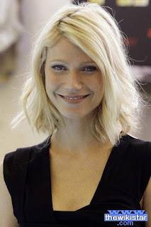 جوينيث بالترو (Gwyneth Paltrow)، ممثلة ومغنية أمريكية