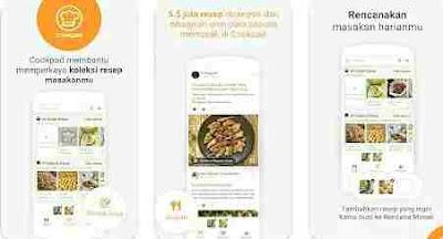 Aplikasi Resep Masakan - Cookpad