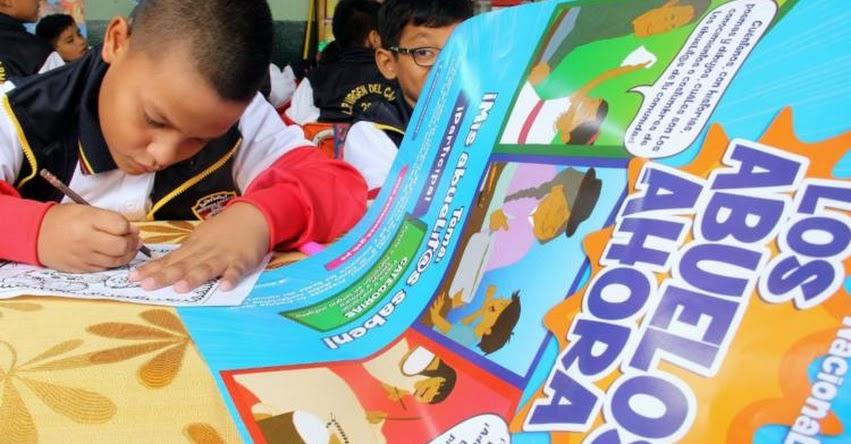 PENSIÓN 65: Hasta el 30 de noviembre recibirán trabajos de Concurso Los Abuelos Ahora - VIII Edición