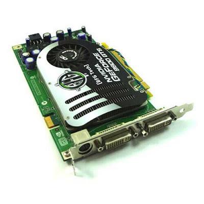 Nvidia GeForce 8600 GTドライバーのダウンロード