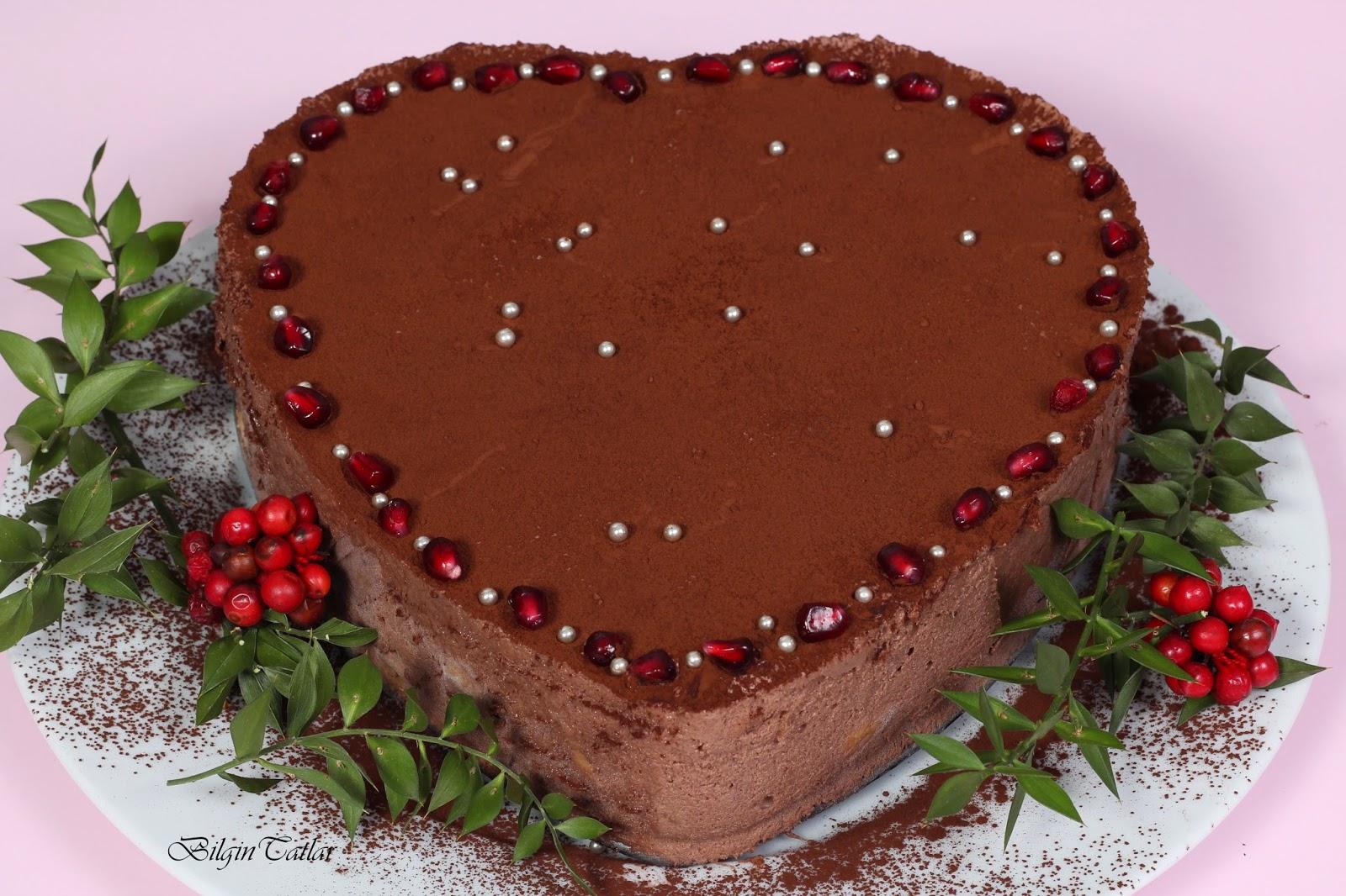 Çikolatalı Şarlot