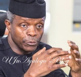 You're a pastor, stop lying; Nigeria not safe -Afenifere tackles Osinbajo