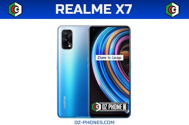 سعر ريلمي x7 في الجزائر و مواصفاته Realme X7 Prix Algerie