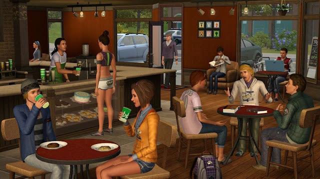 Imagem do The Sims 3