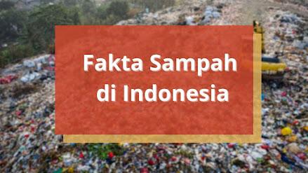 fakta sampah indonesia