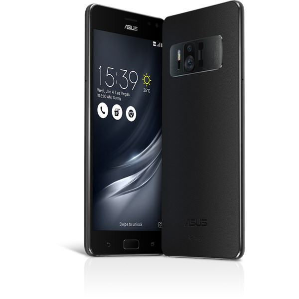 Asus Zenfone Zoom S With Dual Camera Setup and 5000mAh Battery Launched