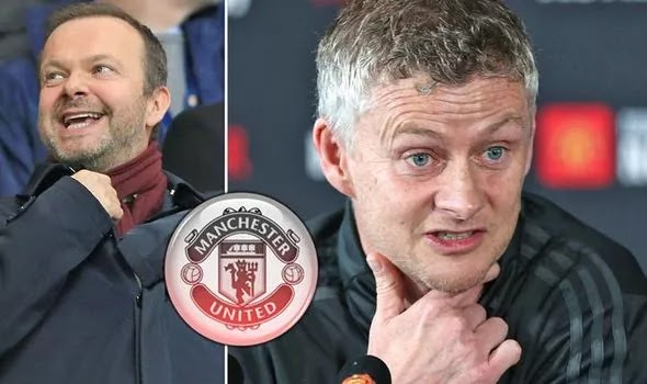 Ed Woodward drops Solskjaer's sack confession ahead of ...