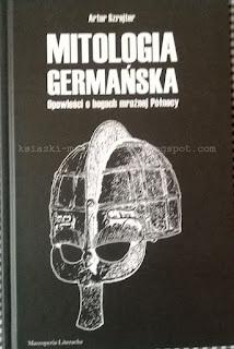 okładka Mitologia germańska