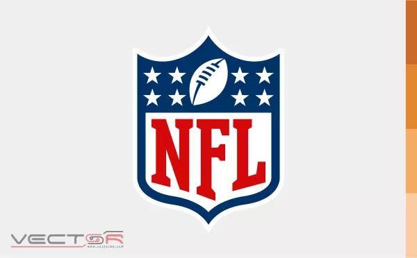 National Football League (NFL) (2008) Logo - Download Vector File AI (Adobe Illustrator)