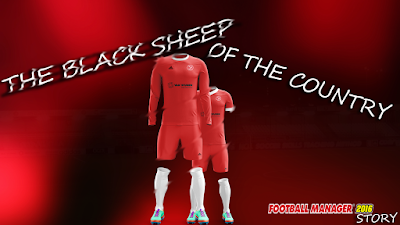 The Black Sheep of the Country, Almere City