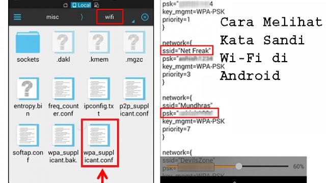 Cara Melihat Kata Sandi Wi-Fi di Android 1