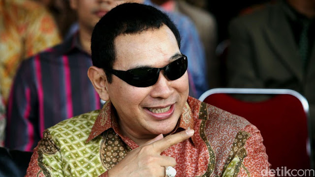 Equityworld Futures - Hutomo Mandala Putra, alias Tommy Soeharto putra mantan Presiden Republik Indonesia ke-2 Soeharto