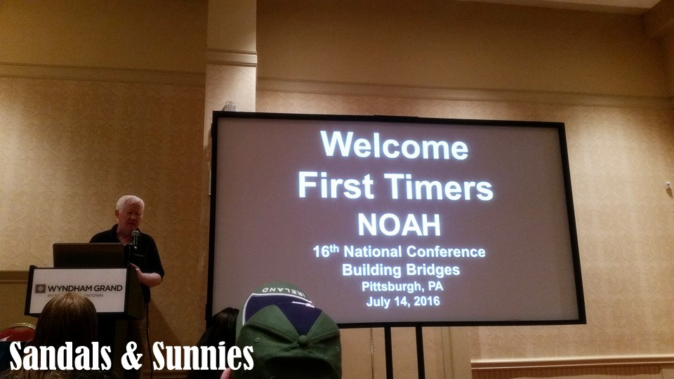 Journey to NOAHCON 2016 :: With Hands Just Like Mine.