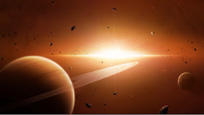 imagen ilustrativa de na estrella similar al sol