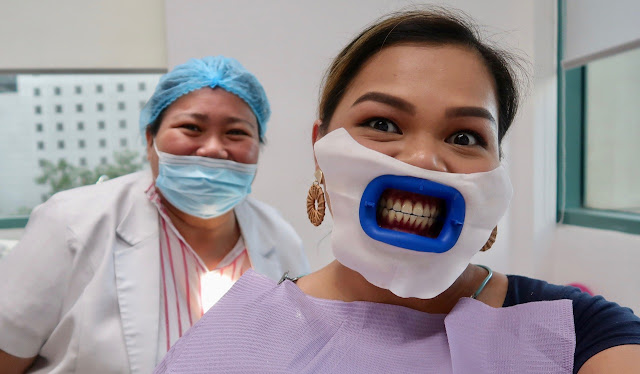 My Teeth Whitening Experience + Dos and Donts brightsmile avenue dental bgc morena filipina beauty blog