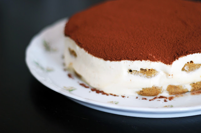 Αυθεντικό Ιταλικό Tiramisu / Authentic Italian Tiramisu